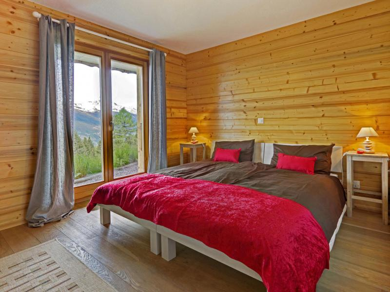 Vacanze in montagna Chalet Bryher - Thyon - Camera