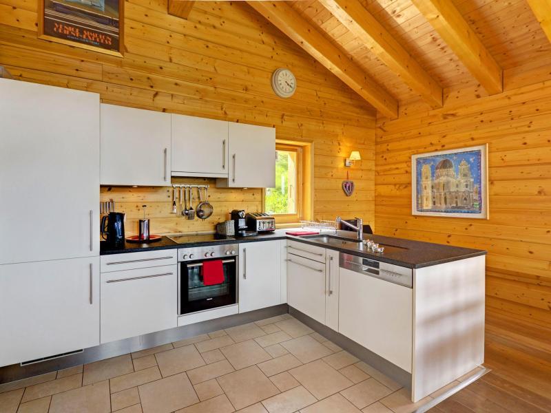 Vacanze in montagna Chalet Bryher - Thyon - Cucina