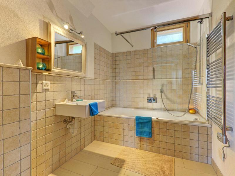 Vacances en montagne Chalet Bryher - Thyon - Salle de bains