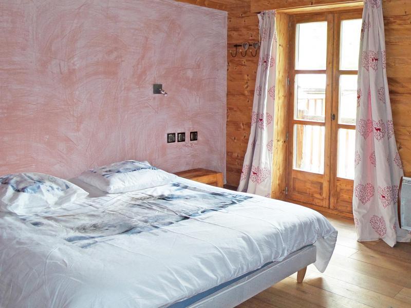 Vacances en montagne Chalet Bucher - Champagny-en-Vanoise - Chambre