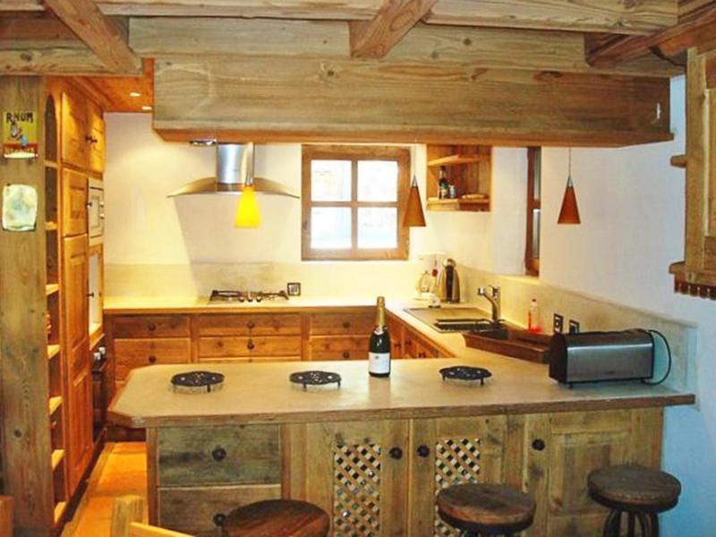 Vacances en montagne Chalet Bucher - Champagny-en-Vanoise - Cuisine