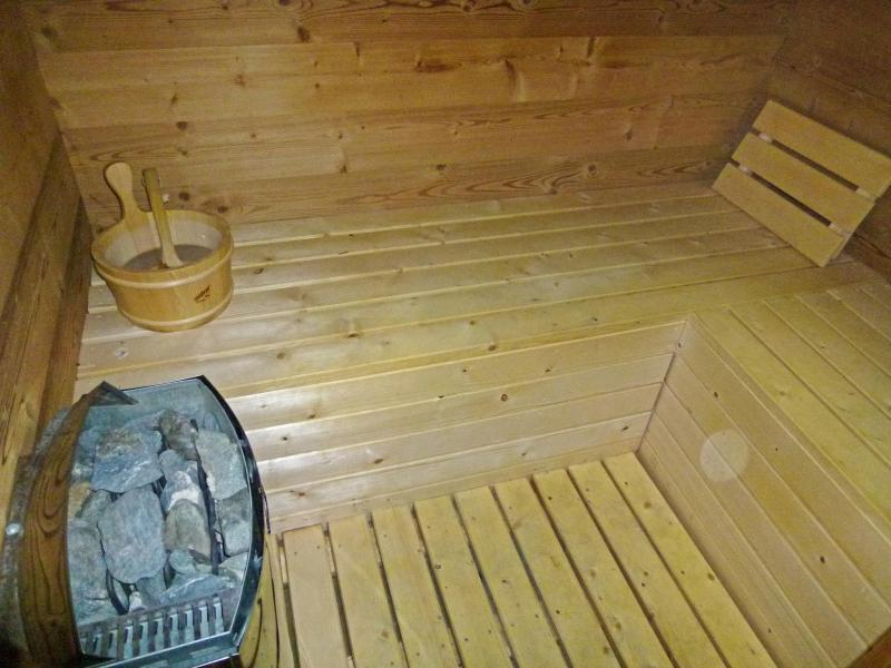 Vacances en montagne Chalet Bucher - Champagny-en-Vanoise - Sauna