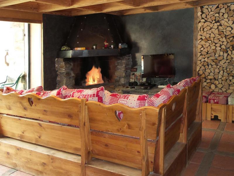 Vacances en montagne Chalet Bucher - Champagny-en-Vanoise - Séjour