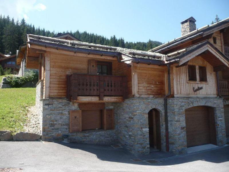 Holiday in mountain resort Chalet Carlina Extension - La Tania