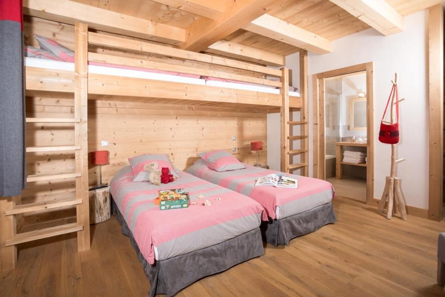 Vacaciones en montaña Chalet 6 piezas para 15 personas - Chalet Céleste - Le Grand Bornand - Habitación