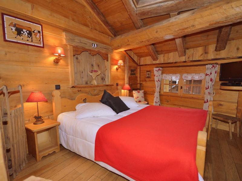 Vacaciones en montaña Chalet Champagny CPV01 - Champagny-en-Vanoise - Cama doble