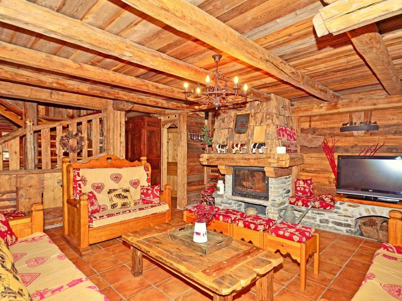 Vacances en montagne Chalet Champagny CPV01 - Champagny-en-Vanoise - Séjour