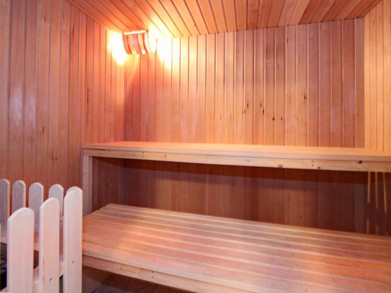 Vacances en montagne Chalet Charmille - La Tzoumaz - Sauna
