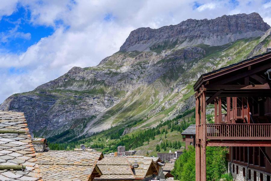 Аренда на лыжном курорте Chalet Charvet - Val d'Isère - летом под открытым небом