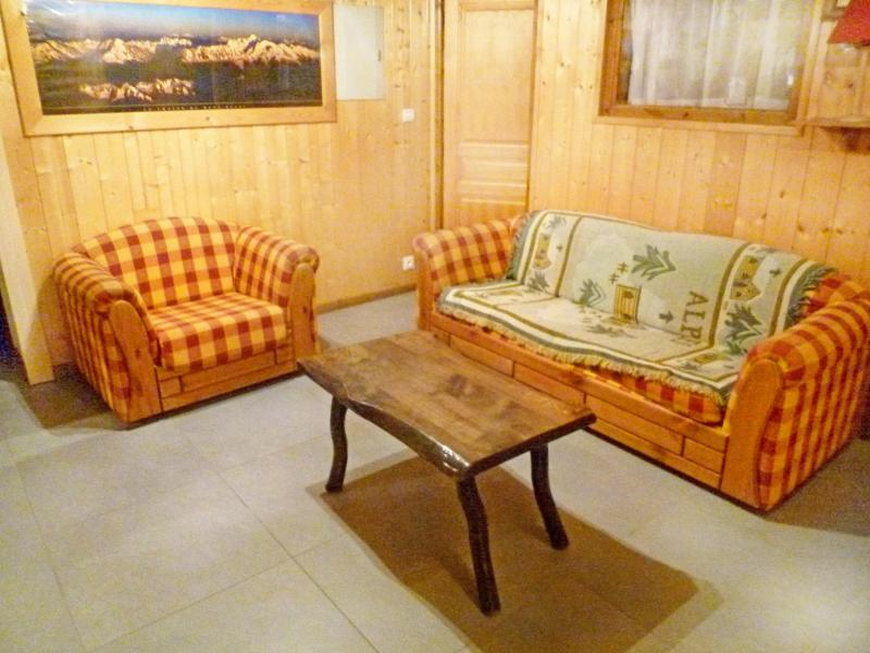 Vacaciones en montaña Chalet Châtel CBN01 - Châtel - Estancia
