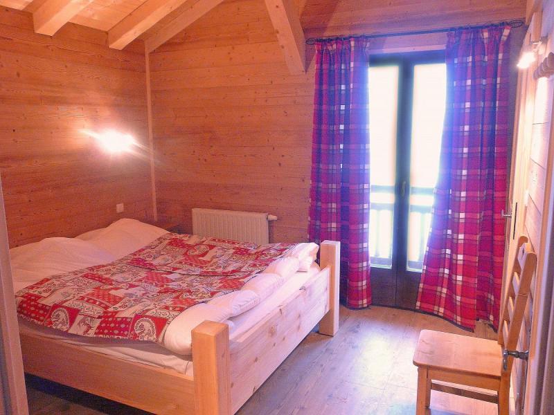Vacaciones en montaña Chalet Châtel CPN01 - Châtel - Cama doble