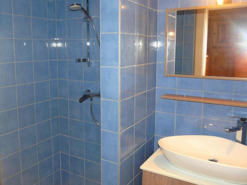 Vacaciones en montaña Chalet Châtel CPN01 - Châtel - Cuarto de baño con ducha