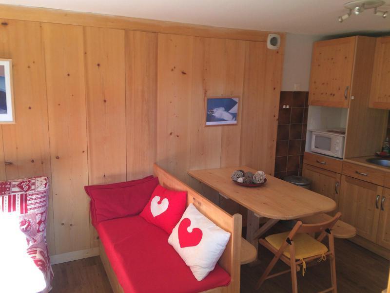 Vacaciones en montaña Estudio -espacio montaña- para 4 personas - Chalet Christine - Vars - Alojamiento