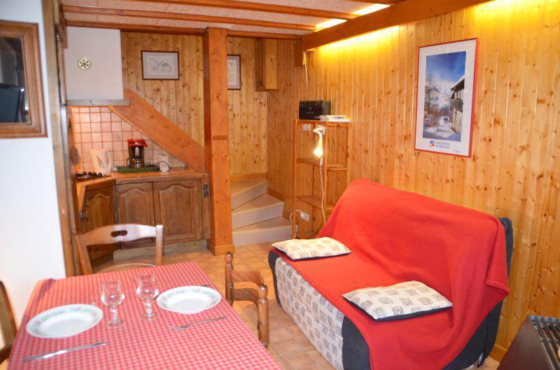 Vacances en montagne Appartement duplex 2 pièces 2 personnes - Chalet Clochette - Les Menuires