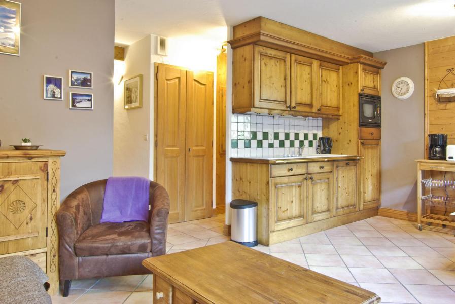Vacances en montagne Appartement 3 pièces 6 personnes - Chalet Clos des Etoiles - Chamonix - Logement