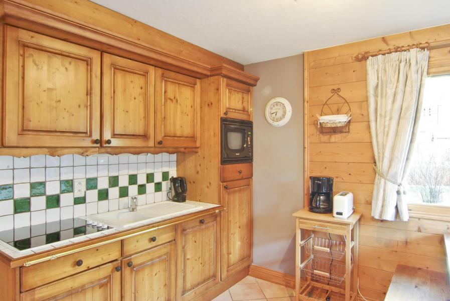 Vacances en montagne Appartement 3 pièces 6 personnes - Chalet Clos des Etoiles - Chamonix - Cuisine