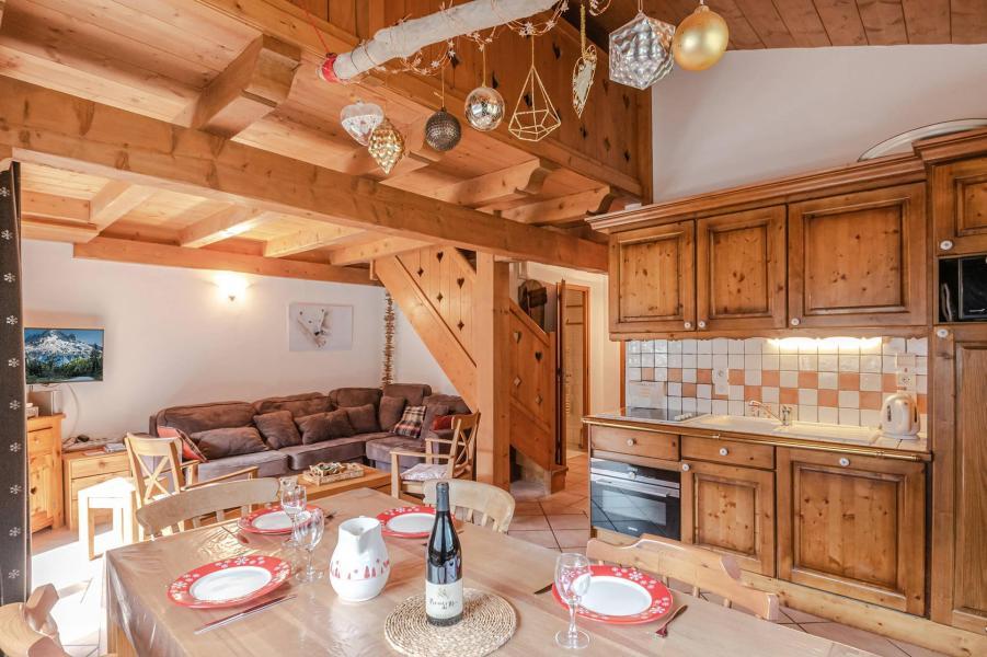 Vacances en montagne Appartement 4 pièces 8 personnes - Chalet Clos des Etoiles - Chamonix - Chambre