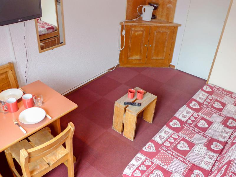 Holiday in mountain resort 1 room apartment 4 people (2) - Chalet Club - Tignes - Accommodation