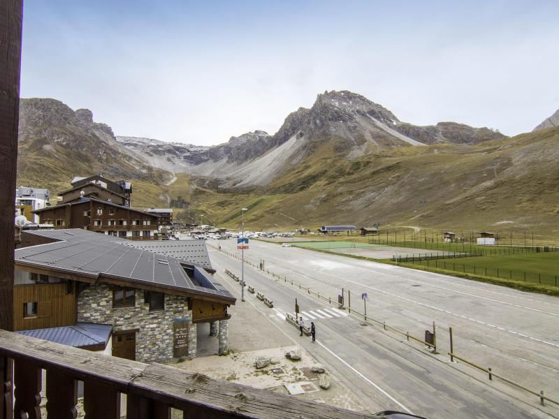 Holiday in mountain resort 1 room apartment 4 people (7) - Chalet Club - Tignes - Accommodation