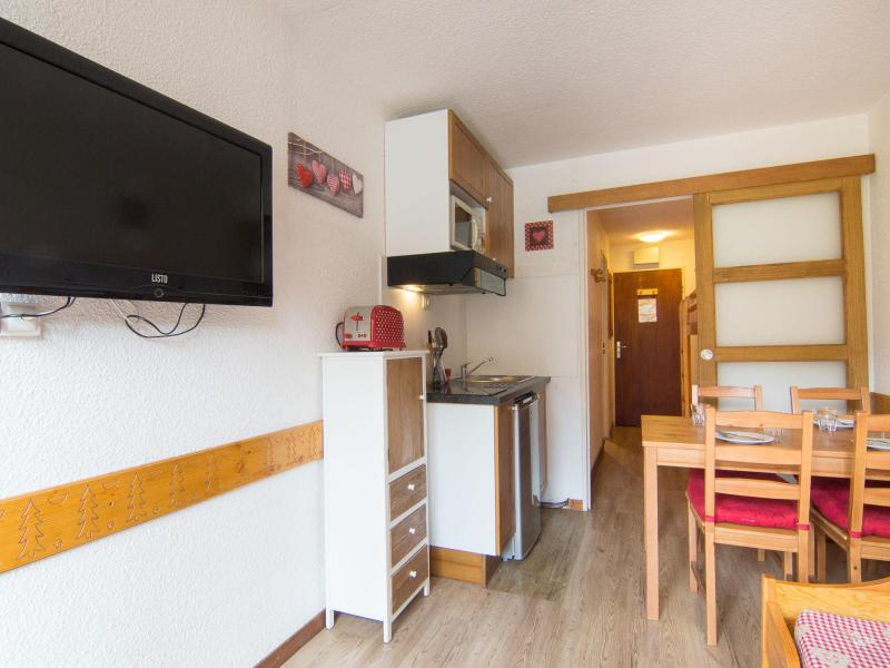 Holiday in mountain resort 1 room apartment 4 people (7) - Chalet Club - Tignes - Summer outside