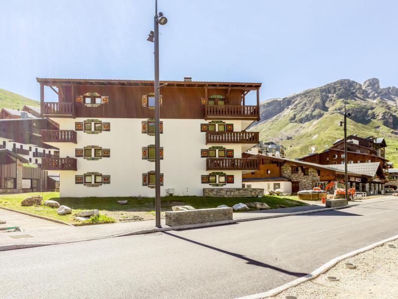 Vakantie in de bergen Studio bergnis 4 personen (4) - Chalet Club - Tignes - Buiten zomer