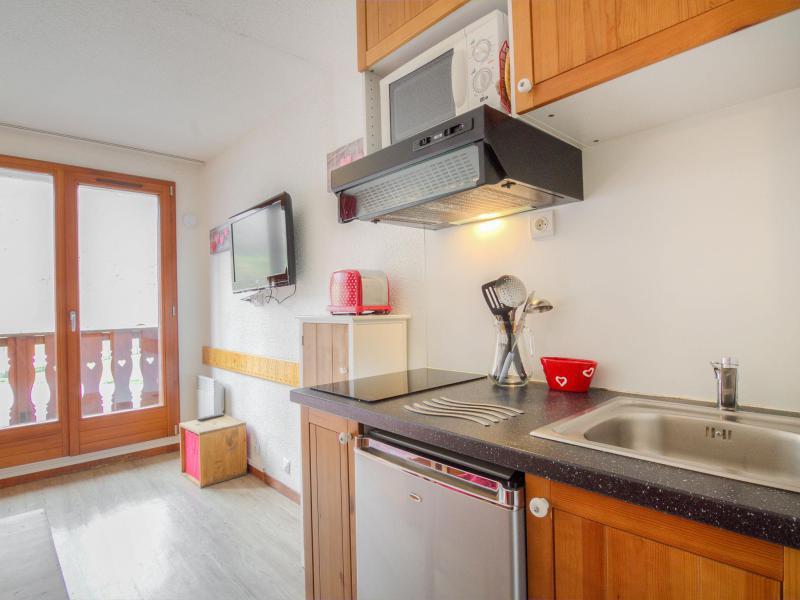 Vakantie in de bergen Appartement 1 kamers 4 personen (7) - Chalet Club - Tignes - Verblijf