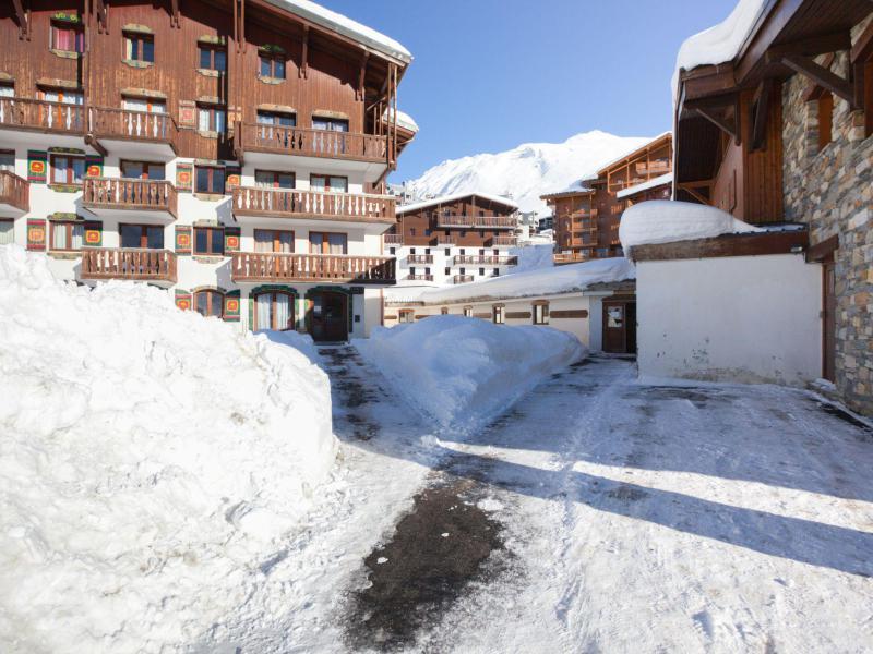 Vakantie in de bergen Studio bergnis 3 personen (1) - Chalet Club - Tignes - Verblijf