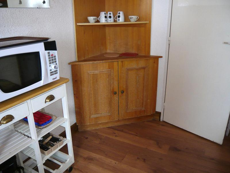 Holiday in mountain resort Studio sleeping corner 4 people (4) - Chalet Club - Tignes - Living room