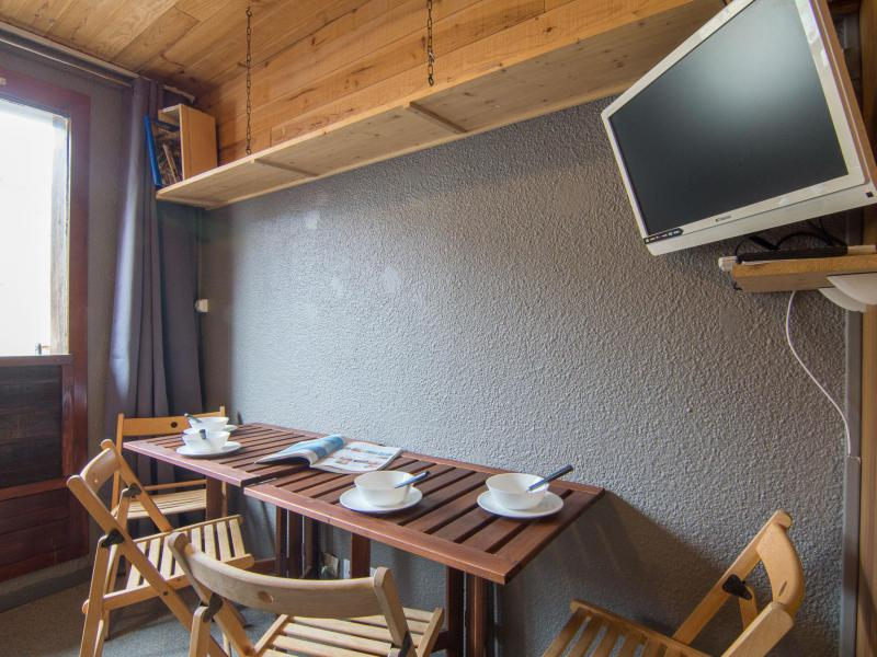 Holiday in mountain resort Studio sleeping corner 4 people (5) - Chalet Club - Tignes - Accommodation