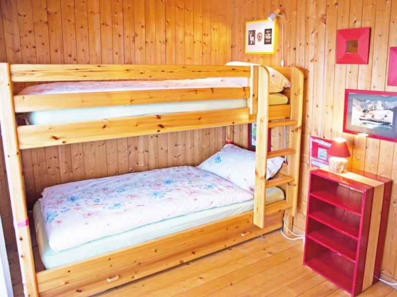Vacaciones en montaña Chalet CNY01 - Veysonnaz - Camas superpuestas