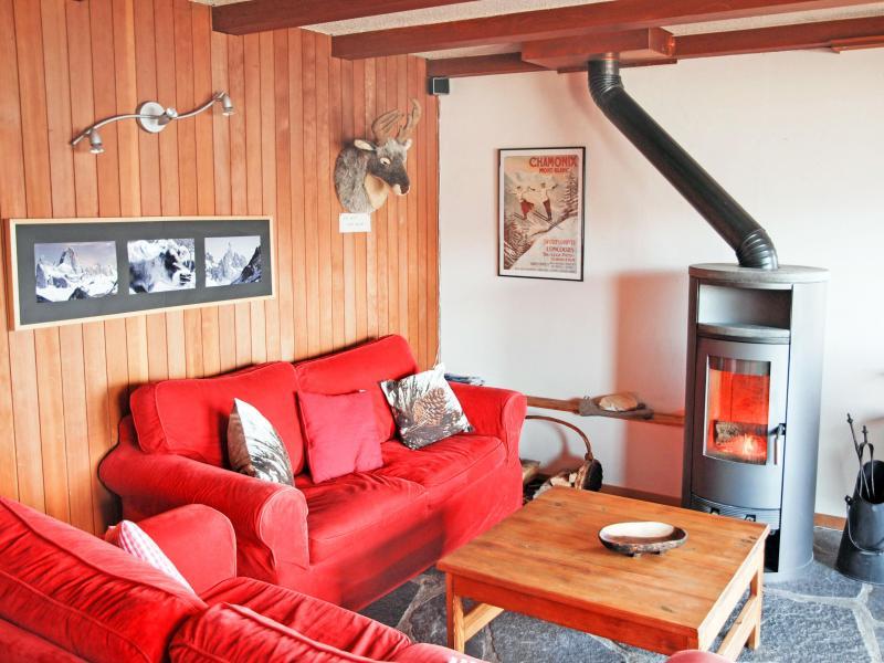 Vacaciones en montaña Chalet CNY01 - Veysonnaz - Estancia