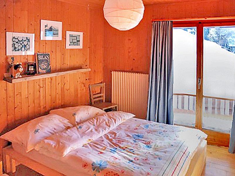 Vacaciones en montaña Chalet CNY01 - Veysonnaz - Habitación