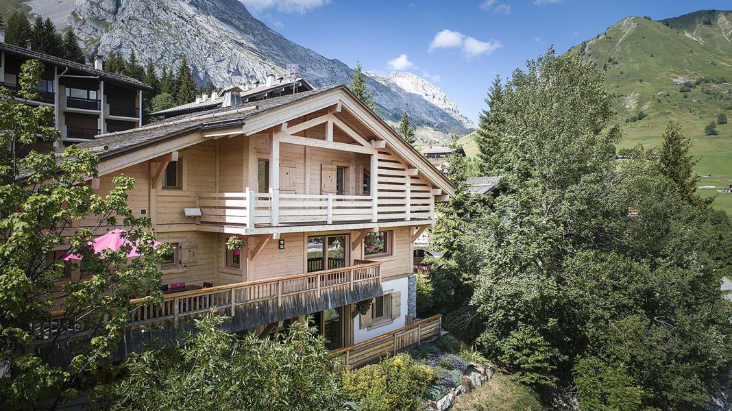 Wakacje w górach Apartament duplex 5 pokojowy 8 osób (1) - Chalet Coeur de Samance - Le Grand Bornand
