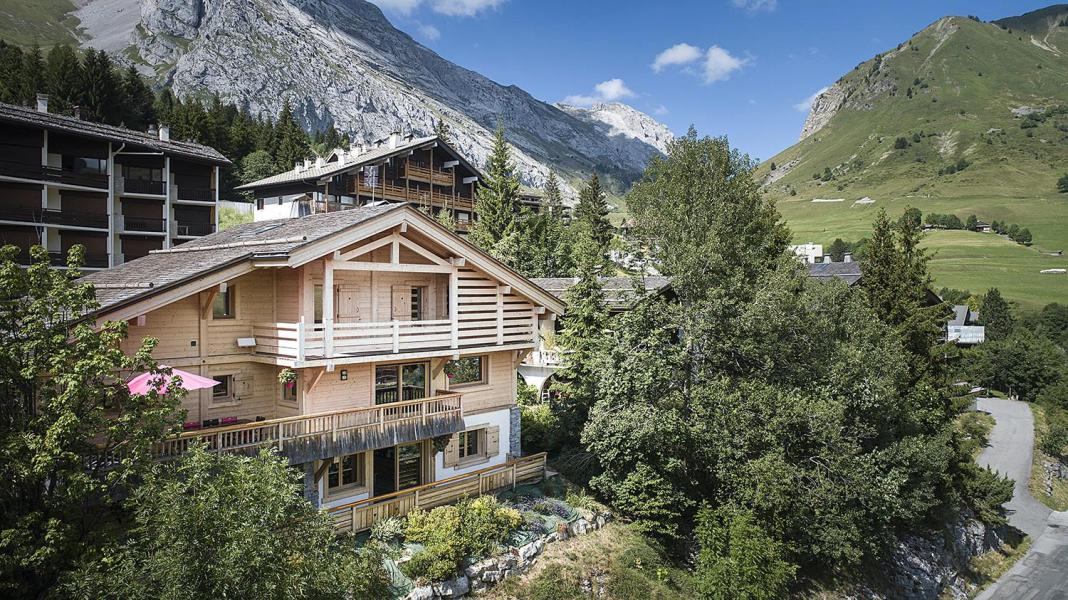 Wakacje w górach Apartament 3 pokojowy 6 osób - Chalet Coeur de Samance - Le Grand Bornand