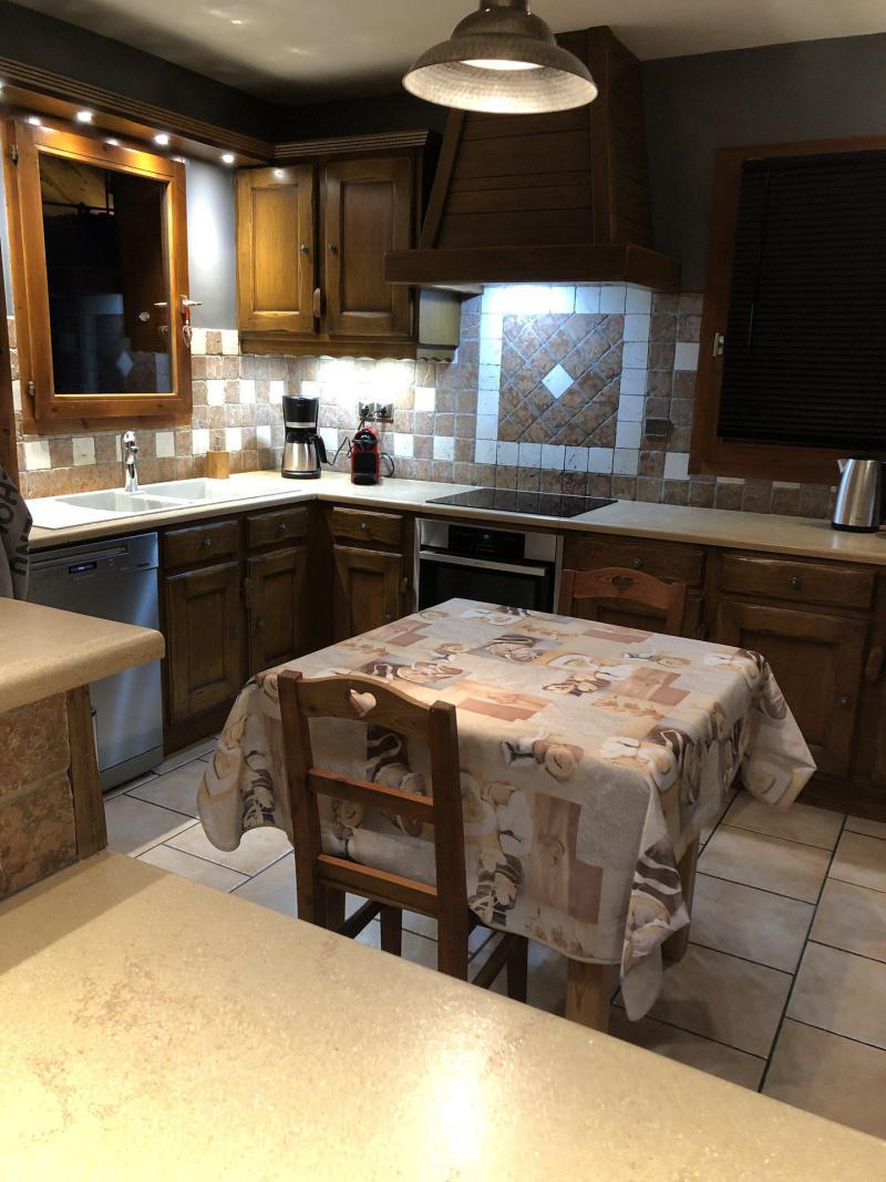 Wakacje w górach Domek górski duplex 5 pokojowy dla 10 osób - Chalet Colenfrey - Valloire - Kuchnia
