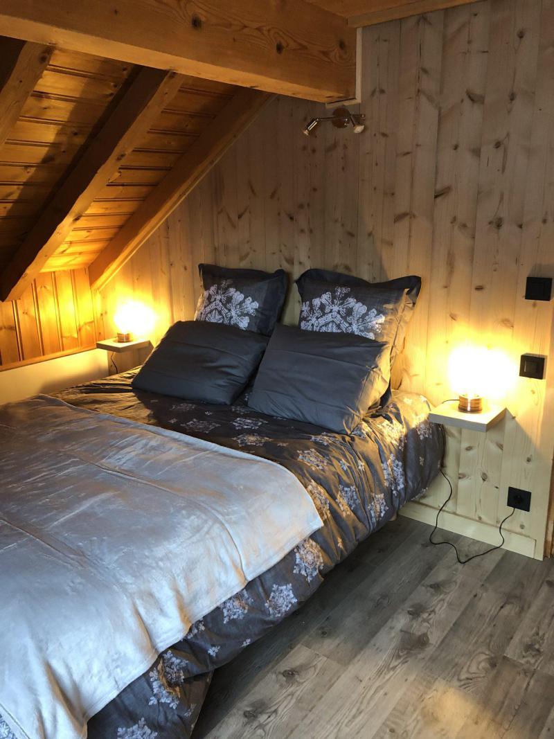 Wakacje w górach Domek górski duplex 5 pokojowy dla 10 osób - Chalet Colenfrey - Valloire - Łóżkem małżeńskim