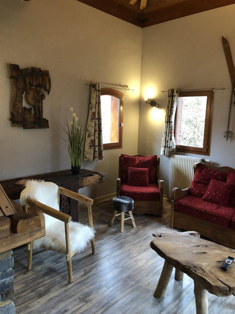 Wakacje w górach Domek górski duplex 5 pokojowy dla 10 osób - Chalet Colenfrey - Valloire - Pokój gościnny