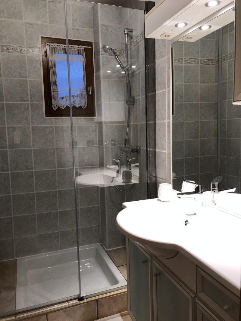Wakacje w górach Domek górski duplex 5 pokojowy dla 10 osób - Chalet Colenfrey - Valloire - Prysznicem