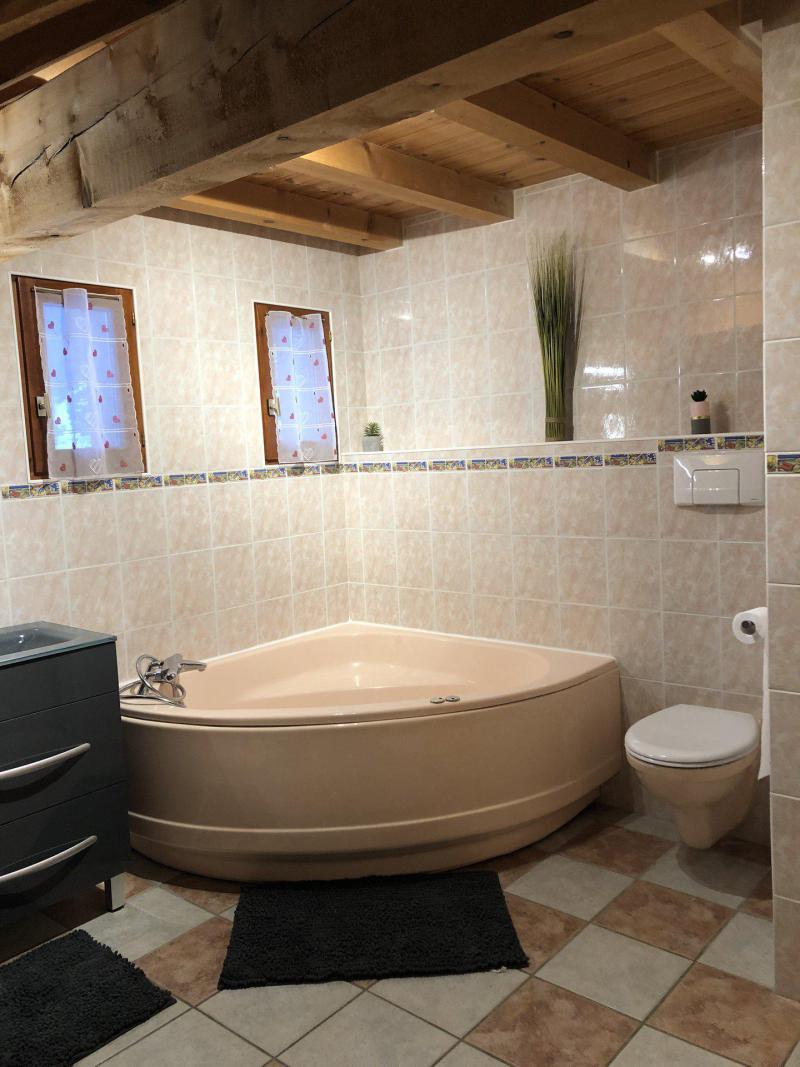 Wakacje w górach Domek górski duplex 5 pokojowy dla 10 osób - Chalet Colenfrey - Valloire - Wanną