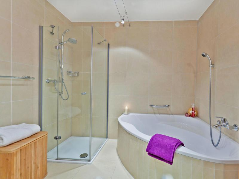 Holiday in mountain resort Chalet Collons 1850 - Thyon - Bath-tub