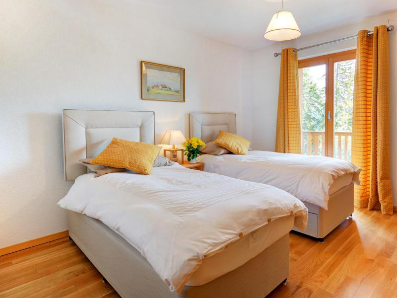 Holiday in mountain resort Chalet Collons 1850 - Thyon - Bedroom