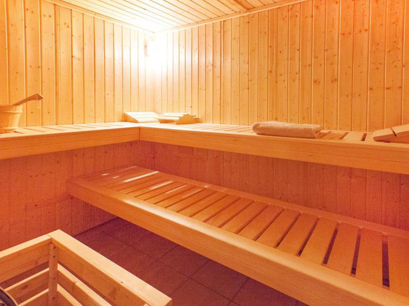Vacances en montagne Chalet Collons 1850 - Thyon - Sauna