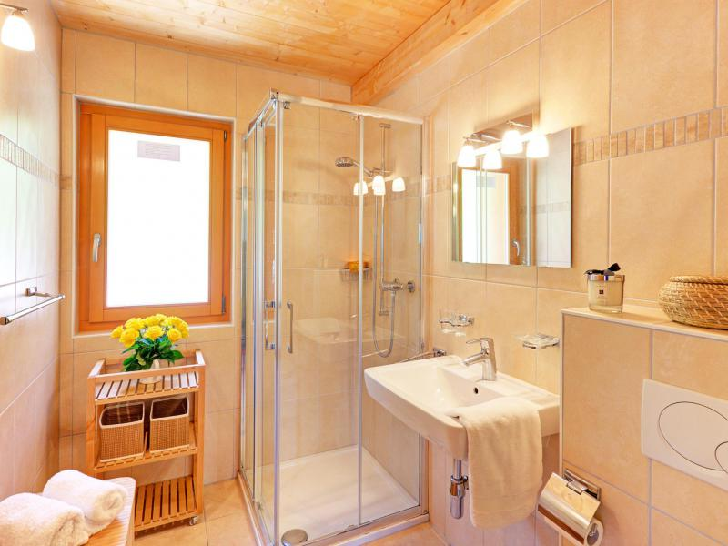 Holiday in mountain resort Chalet Collons 1850 - Thyon - Shower room