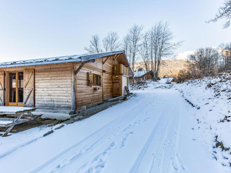 Wakacje w górach Domek górski 4 pokojowy 6 osób (2) - Chalet Cosy - Saint Gervais
