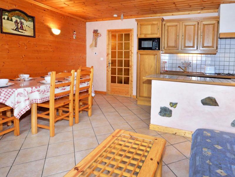 Vacanze in montagna Chalet Côte Arbet - Champagny-en-Vanoise - Sala da pranzo