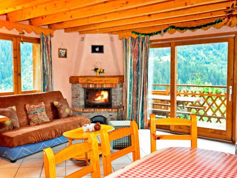 Vacanze in montagna Chalet Côte Arbet - Champagny-en-Vanoise - Soggiorno