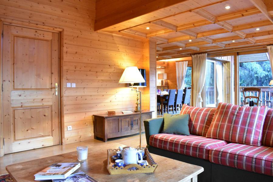 Vacances en montagne Chalet 6 pièces 12 personnes - Chalet Cret Voland - Méribel - Logement