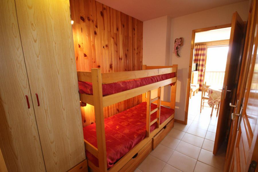 Каникулы в горах Апартаменты 2 комнат кабин 6 чел. (106) - Chalet Cristal 1 - Les Saisies
