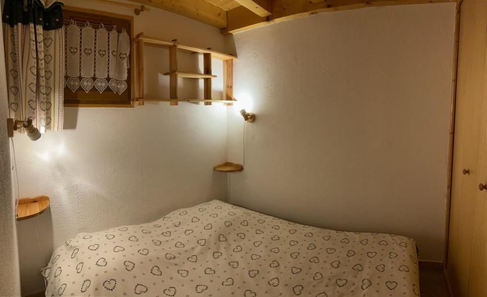Vacaciones en montaña Apartamento 3 piezas mezzanine para 6 personas (116) - Chalet Cristal 1 - Les Saisies - Habitación