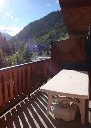 Vacances en montagne Appartement duplex 5 pièces 10 personnes - Chalet Cristal - Champagny-en-Vanoise - Extérieur été